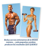 Steve Holman y Becky Holman